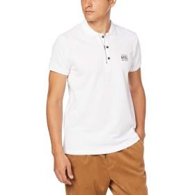 (ディーゼル) DIESEL メンズ ポロシャツ 00S64B0MXZA L ホワイト 100