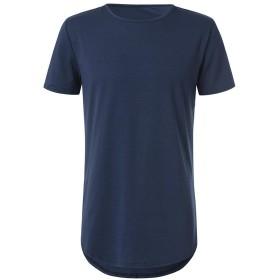 カットソー tシャツ Rexzo シンプル 純色 無地 スポーツシャツ 丸首 半袖 タンクトップ 超ナイス トップス 通気性いい 吸汗速乾 トレーニングウェア UVカット 抗菌防臭 アンダーウェア さっぱりした 夏服 春夏秋 男女兼用 運動