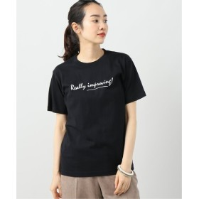 B.C STOCK Really improving Tee ブラック フリー