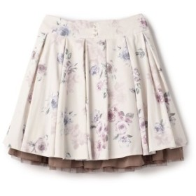 LODISPOTTO(ロディスポット)ローズローズスカート / mille fille closet