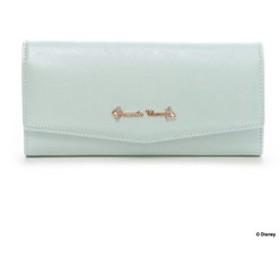 【Samantha Thavasa:財布/小物】シンデレラコラボかぶせ長財布(ライトブルー)