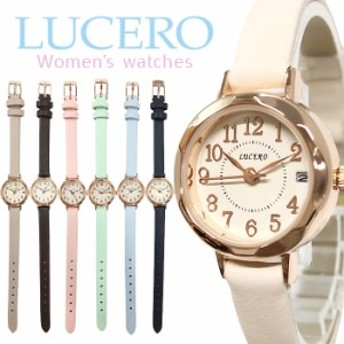 腕時計 レディース 華奢 ピンクゴールド かわいい puレザー 日常防水 1年保証 クオーツ 時計 ウォッチ 女性用 安い ベージュ ブラウンピ