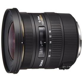 SIGMA 超広角ズームレンズ 10-20mm F3.5 EX DC HSM キヤノン用 APS-C専用 202545