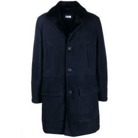 Brunello Cucinelli シアリング コート - ブルー