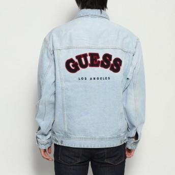 デニムジャケット - GUESS【MEN】 [GUESS] GUESS Originals OVERSIZED DENIM JACKET
