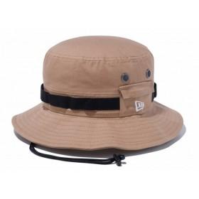 ニューエラ NEW ERA アドベンチャー キャンバス ベージュ × スノーホワイト ハット 帽子 日本正規品