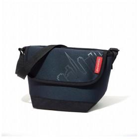 マンハッタン ポーテージ Neoprene Casual Messenger Bag ユニセックス Navy XS 【Manhattan Portage】