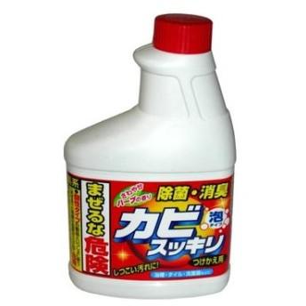 ロケット石鹸 カビスッキリハーブ 付替 400ml