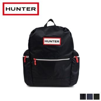 HUNTER ハンター リュック バッグ バックパック レディース メンズ ORIGINAL NYLON BACKPACK ブラック 黒 ネイビー ダークオリーブ UBB6017ACD