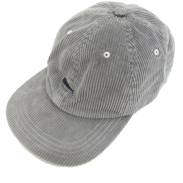 DESCENDANT 2019SS CACHALOT MIAMI CAP キャップ グレー サイズ:FREE (茶屋町店) 190730