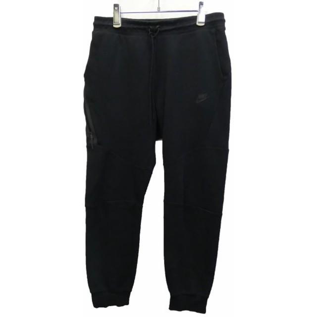 NIKE 「TECH FLEECE JOGGER PANT」テックフリースジョガーパンツ ブラック サイズ:L (新宿店) 190731