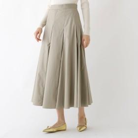 DRESSTERIOR(Ladies)(ドレステリア:レディース)/【洗える】コットン タックフレアロングスカート