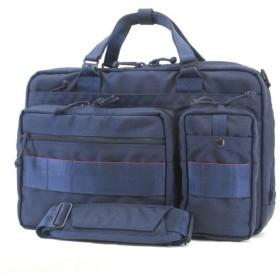 BRIEFING × BEAMS PLUS ブリーフィング ビームス NEO B4 LINER 2WAY ブリーフケース ビジネスバッグ ネイビー 紺  バッグ 鞄  中古 60005466