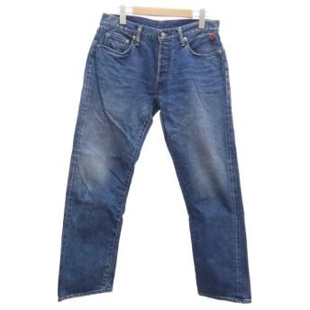 shu jeans ウォッシュド加工デニムパンツ インディゴ サイズ:40 (堅田店) 190809