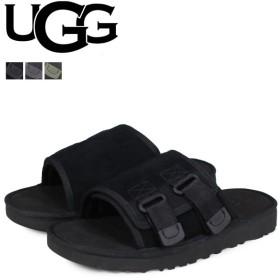 アグ UGG サンダル デューン スライド メンズ MENS DUNE SLIDE SANDAL ブラック 黒 グレー グリーン 1099752