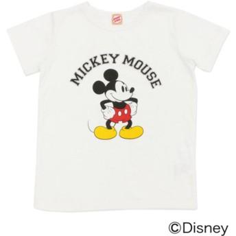 【50%OFF】 アナップキッズ KIDSディズニーコレクション・Tシャツ レディース ホワイト 110 【ANAP KIDS】 【セール開催中】