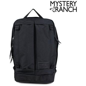 MYSTERY RANCH ミステリーランチ リュック デイパック シュタッド 21L STADT メンズ レディース ブラック 01-10-102714
