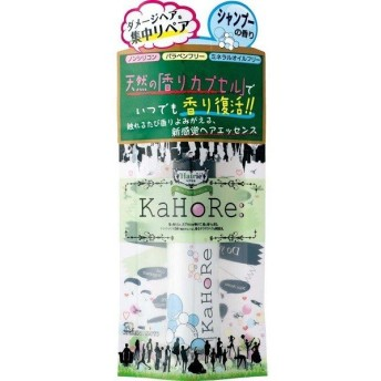 ヘアリエ KaHoRe:ヘアエッセンス 洗いたてのシャンプーの香り 30g