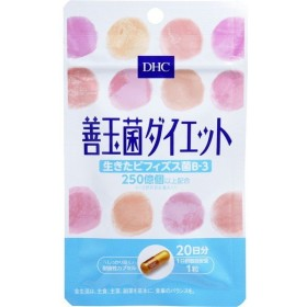 DHC 善玉菌ダイエット 20日分 20粒入