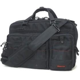 BRIEFING ブリーフィング A4 LINER 2WAY ブリーフ ケース ショルダー バッグ ビジネス ブラック 黒 鞄 カバン ナイロン【中古】60002231