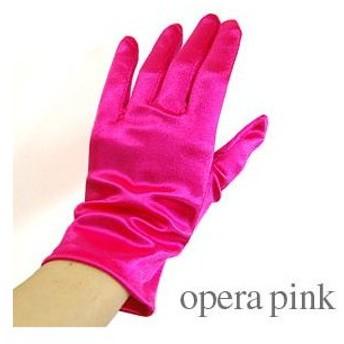 手袋 スパングローブ 21cm/Mサイズ オペラピンク (H)_3b_