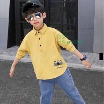 セットアップ ユニセックス ベビー Tシャツ 女の子 デニムパンツ キッズ 子供 着心地良い パンツ 赤ちゃん可愛い 2点セット 子供服 男の