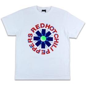 バンドTシャツ ロックTシャツ Red Hot Chili Peppers レッド ホット チリ ペッパーズ Mサイズ 白色