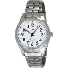 クレファープラス TELVA テルバ アナログウオッチ メンズ 腕時計 ユニセックス 01ホワイト系 F 【CREPHA PLUS】