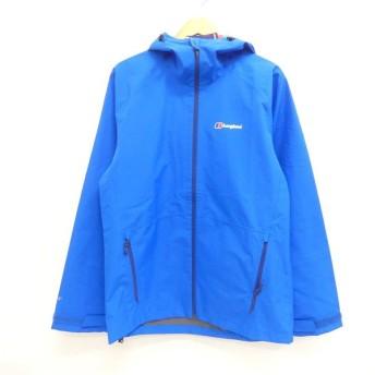 【10月10日値下】berghaus Paclite 2.0 Shell Jacket マウンテンパーカー ブルー サイズ:M (茶屋町店)