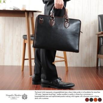 青木鞄 ビジネスバッグ 本革 メンズ A4 2way 30代 40代 如浄 COMPLEX GARDENS