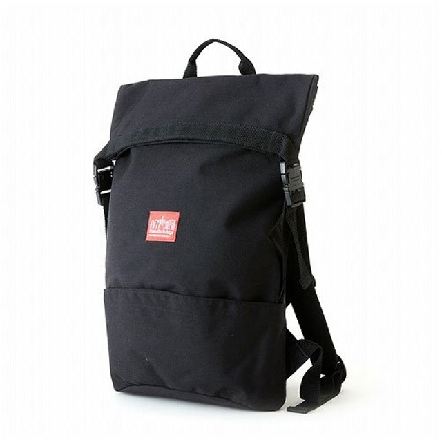マンハッタン ポーテージ Rolling Thunderbolt Backpack ユニセックス Black M 【Manhattan Portage】