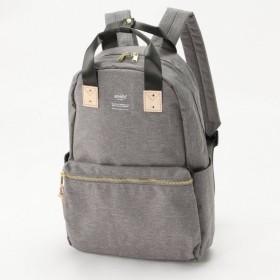バッグ カバン 鞄 レディース リュック アトリエハンドル付リュック カラー 「ライトグレー」