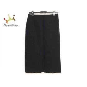 ボディドレッシングデラックス BODY DRESSING Deluxe ロングスカート サイズ9 M レディース 黒 新着 20190817