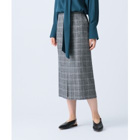 JOSEPH WOMEN QUIET PRINTURE CHECK スカート
