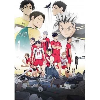 【Blu-ray】OVA ハイキュー!! 陸 VS 空