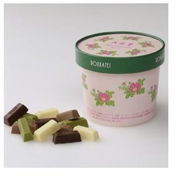 ベビーチョコレート(ミックス)丸箱入(100g)北海道お土産ギフト人気(dk-2 dk-3)