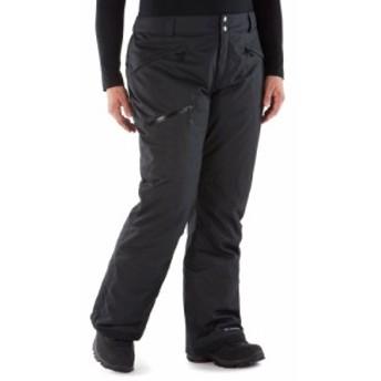 コロンビア Columbia レディース ボトムス・パンツ スキー・スノーボード Wildside Snow Pants Plus Sizes charcoal heather