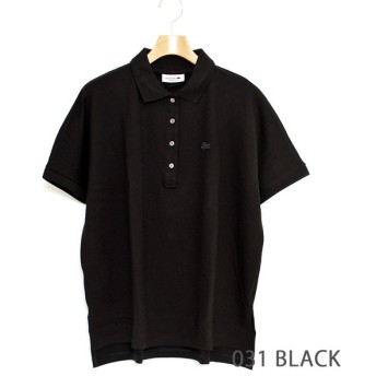 LACOSTE ラコステ ボックスシルエットポロシャツ PF0103L