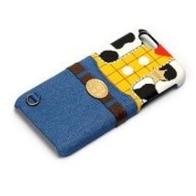 PG-DCS121WDY iPhone 6s/6 レザーケース ポケット付 ウッディ : PGA