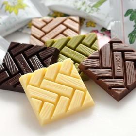 六花亭 チョコレート 8枚入 スイーツ お取り寄せ 北海道 お土産