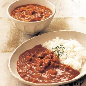【夕ごはん・お弁当ストック】焼豚屋のカレー