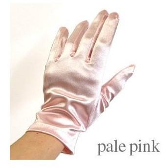 手袋 スパングローブ 21cm/Mサイズ ペールピンク (H)_3b_