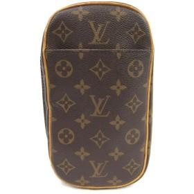 中古 Louis Vuitton ルイ・ヴィトン ポシェット・ガンジュ モノグラム M51870