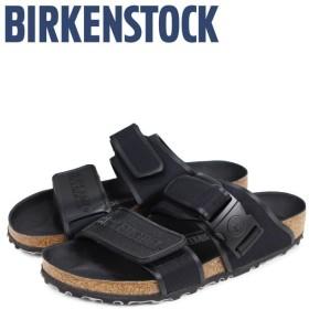 BIRKENSTOCK ビルケンシュトック ロッテルダム サンダル メンズ ROTTERDAM ビルケン 普通幅 ブラック 黒