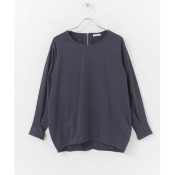 ITEMS(アイテムズ) トップス Tシャツ・カットソー コクーンルーズプルオーバー
