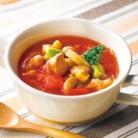 【夕ごはん・お弁当ストック】 鶏肉とお豆のごろっとおかずミネストローネ 10袋