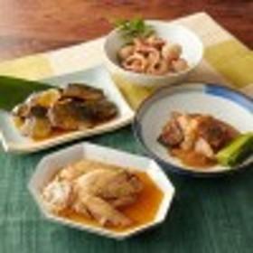 【夕ごはん・お弁当ストック】常温保存可能!お惣菜2種セット10食