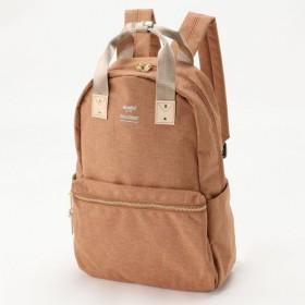 バッグ カバン 鞄 レディース リュック アトリエハンドル付リュック カラー 「オレンジ」