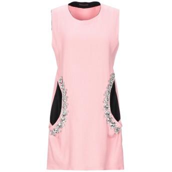 《セール開催中》FRANCESCA CONOCI レディース ミニワンピース&ドレス ピンク S コットン 95% / ポリウレタン 5%
