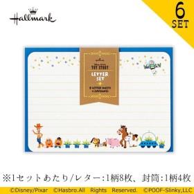 Hallmark ホールマーク Disney(ディズニー) レターセット トイ・ストーリー 星空 6セット EES-724-207